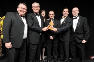 Burton Mail Business of the Year
