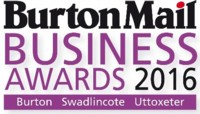Burton Mail Business Awards 2016