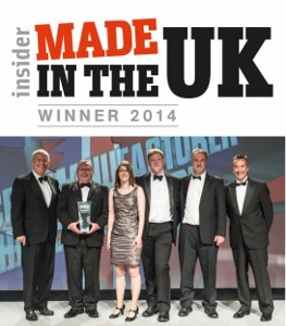 Made in UK 2014 Winners